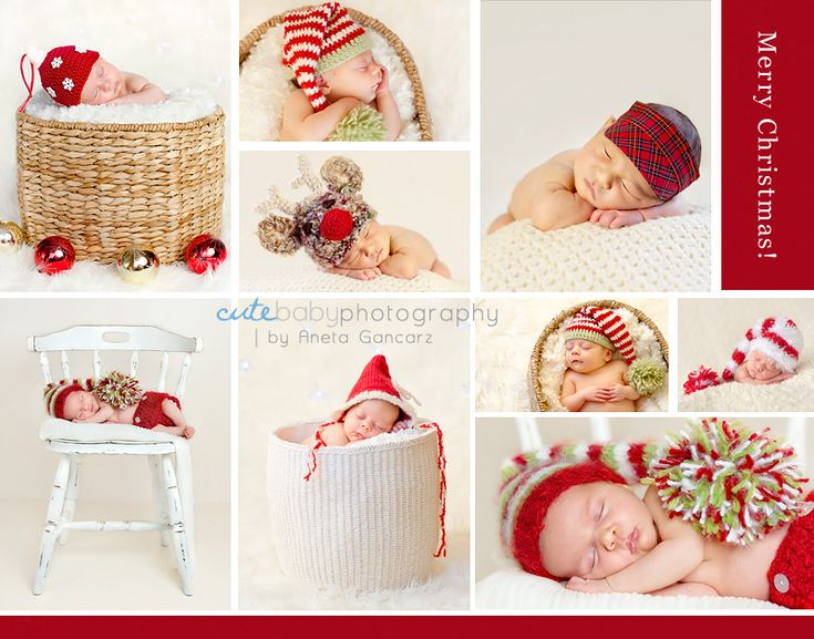 Happy Christmas! | Cute Baby | Newborn Photography Manchester UK