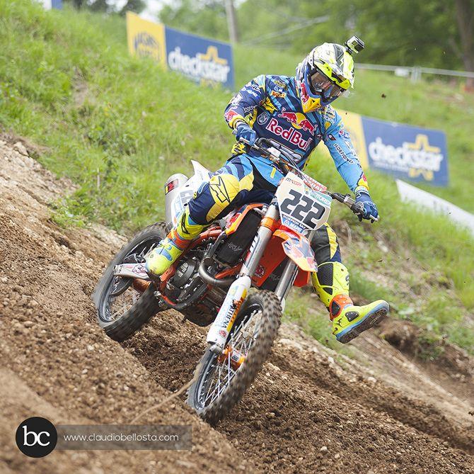 Antonio Cairoli - TC222 MXGP Maggiora 2015 - Claudio Bellosta