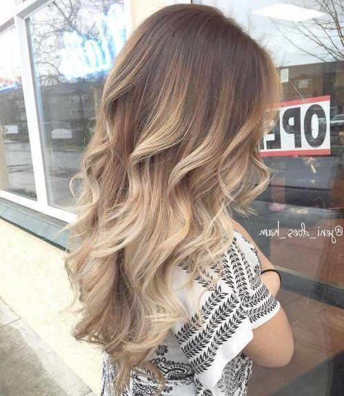 cabelos longos - cabelos ondulados - cabelos lisos - cabelo lindo - cabelo iluminado - long bob - bronzing hair - cabelo loiro … in 2020 | Balayage hair, Cool hair color, Balayage
