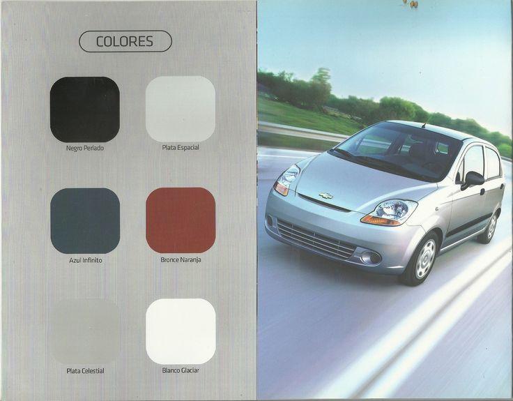 https://flic.kr/p/H713KG | Chevrolet Spark 2011 | Assembled in Venezuela