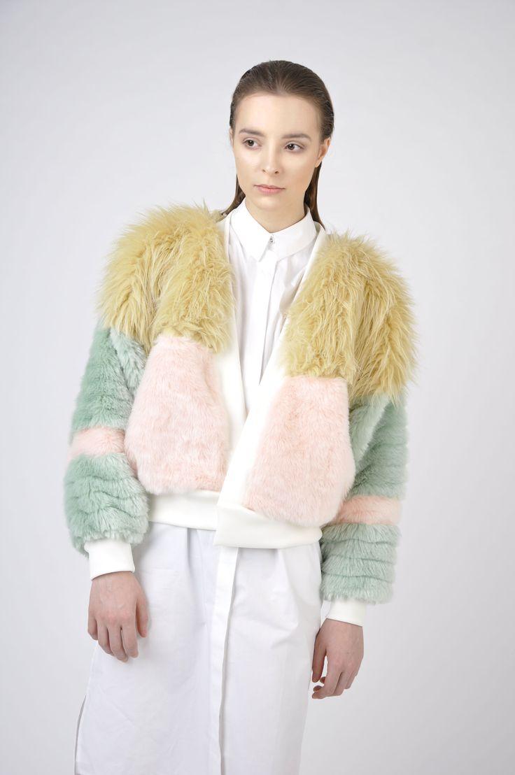 Jennie by Me wearing TDS bomber jackets