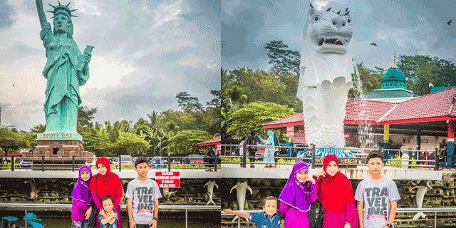 Terdampar sehari di Banjarnegara