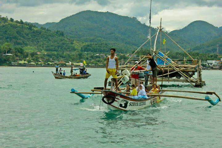 Hari Nelayan @pelabuhan ratu