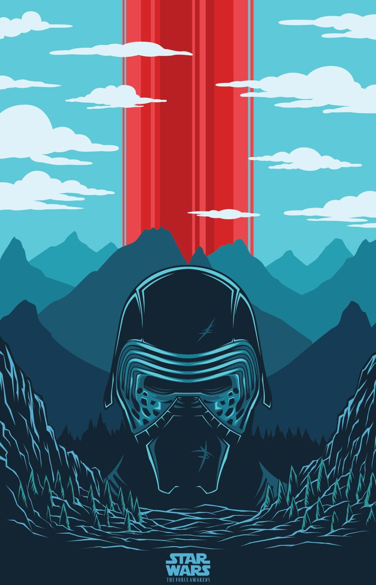 Attack From the First Order - Created by Deka Sepdian Gumilar