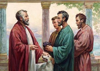 """Lessons from the Parables: """"Well Done, Good and Faithful Servant"""""""