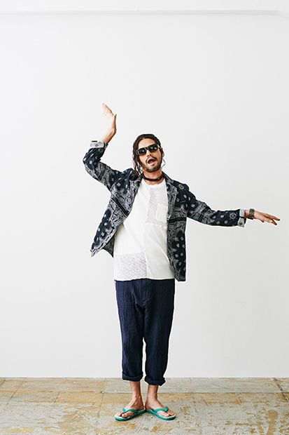 TALKING ABOUT THE ABSTRACTION 2014 Spring/Summer Collection | Hypebeast Mobile