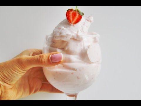 Легкий десерт | ДИЕТИЧЕСКОЕ МОРОЖЕНОЕ