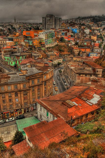 Valparaiso Chile   ---   Im.027