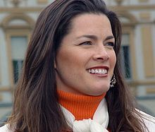 Nancy Kerrigan: Thanks for setting an example to people everywhere that even when someone tears you down, you can always get back up. No matter what.