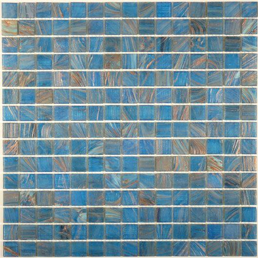 Creative Decore Gem Series, X Lapis Lazuli, Glossy, Blue, Glass