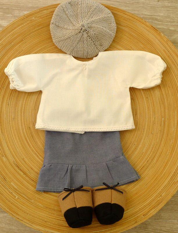 Vêtements de poupées Waldorf