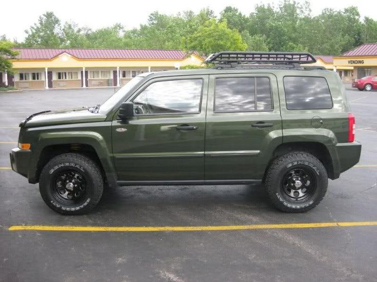 2007 Jeep Liberty Lift Kit