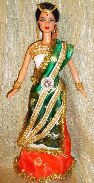 57 best images about East Indian Barbie dolls on Pinterest ...