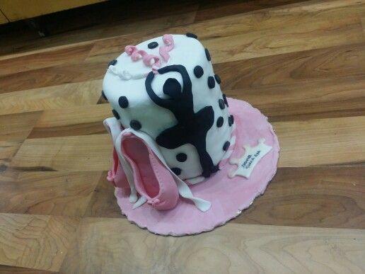 Ballet cake by elina