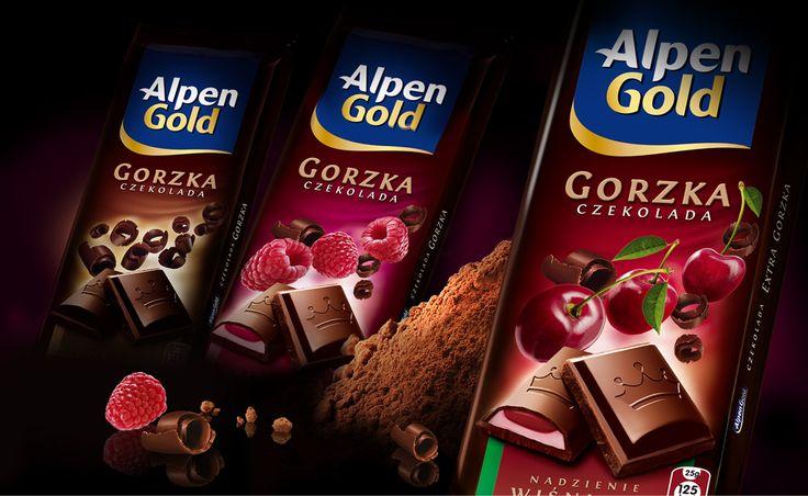 Alpen Gold - PND Futura | Agencja brandingowa, Projektowanie opakowań, Food Photography
