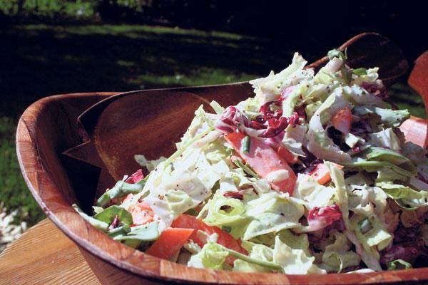 Salade de chou revue et améliorée | Métro