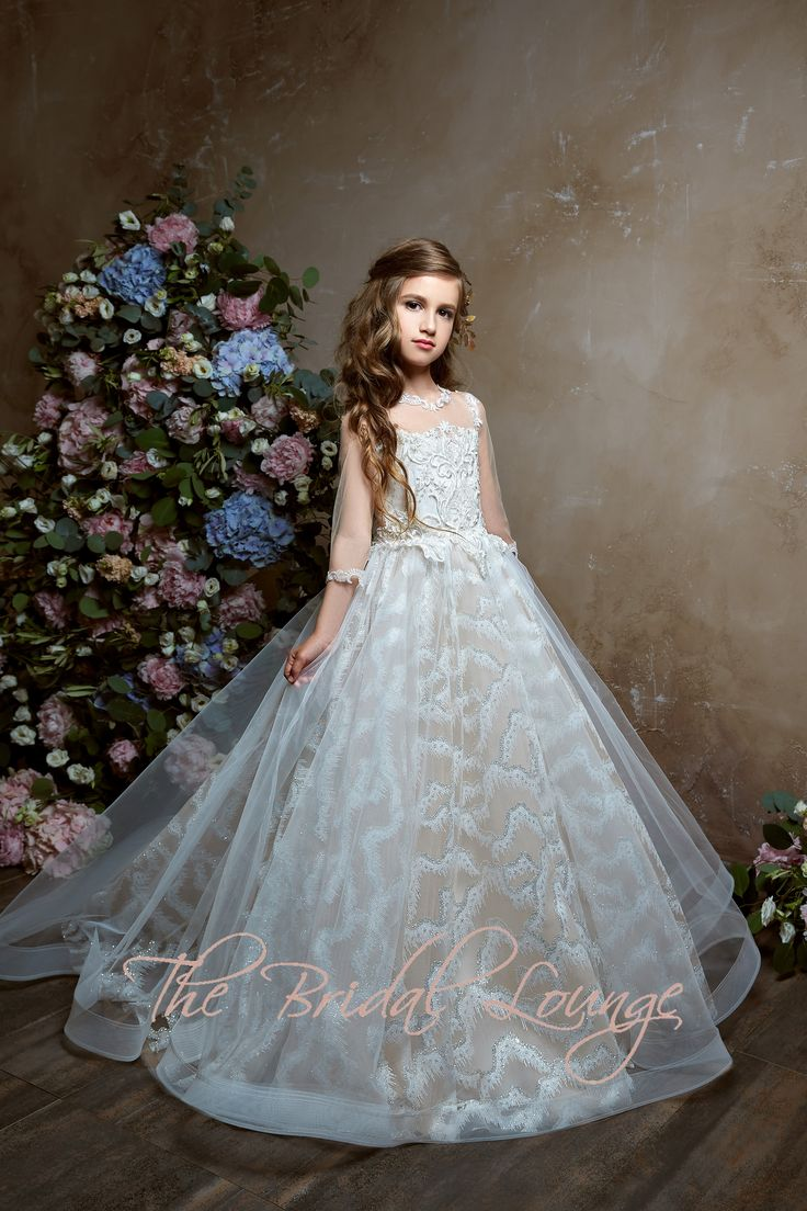 Luxe Flower Girl Collections 2019 – The Bridal Lounge