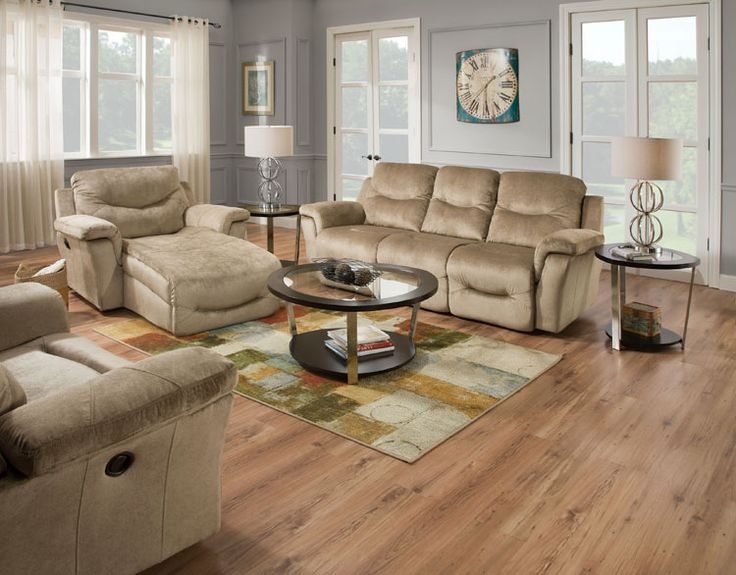 7-Piece Calloway Living Room Collection