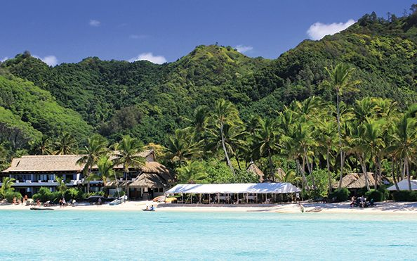 Welcome to Pacific Resort Rarotonga | Rarotonga Resort & Hotel | Cook Islands