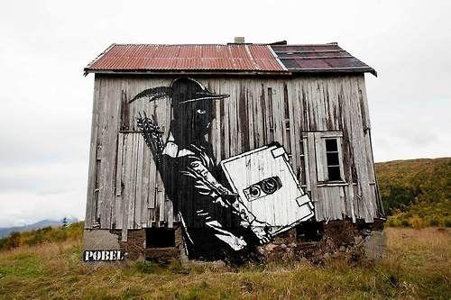 POBEL _ Outdoor Stencil _