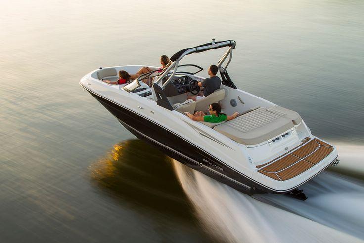VR5 Bowrider - Bayliner Boats