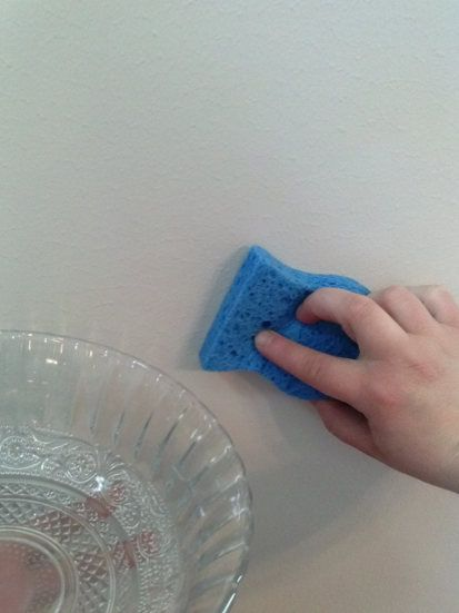 Homemade Mr. Clean Magic Eraser and Gentle Wall Wash (Removes Those Marks Like a Champ)