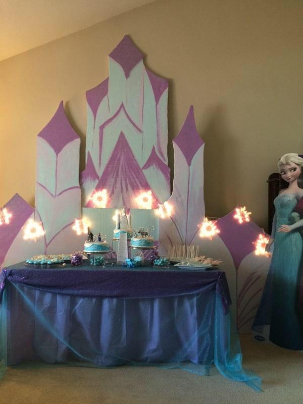 189 best FROZEN Party images on Pinterest Birthdays Frozen
