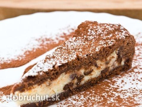 Tvarohová torta -  V mise vymiesime múku, kakao, škoricu, práškový cukor s maslom a s vajcom na hladké cesto. Vypracujeme do gule,...