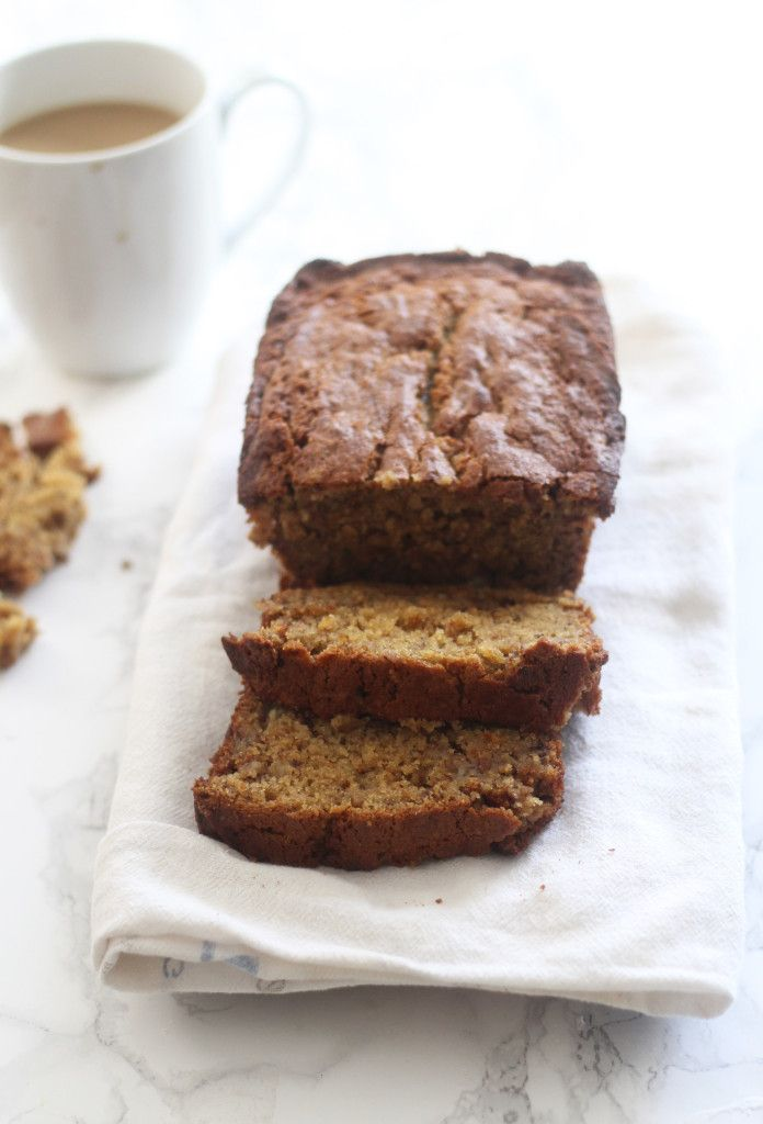 The Best Banana Bread (ever.) This is my far the most popular recipe on my site and for good reason- it's the best!