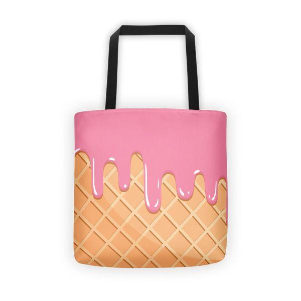 Ice Cream Tote bag PERFECT!!