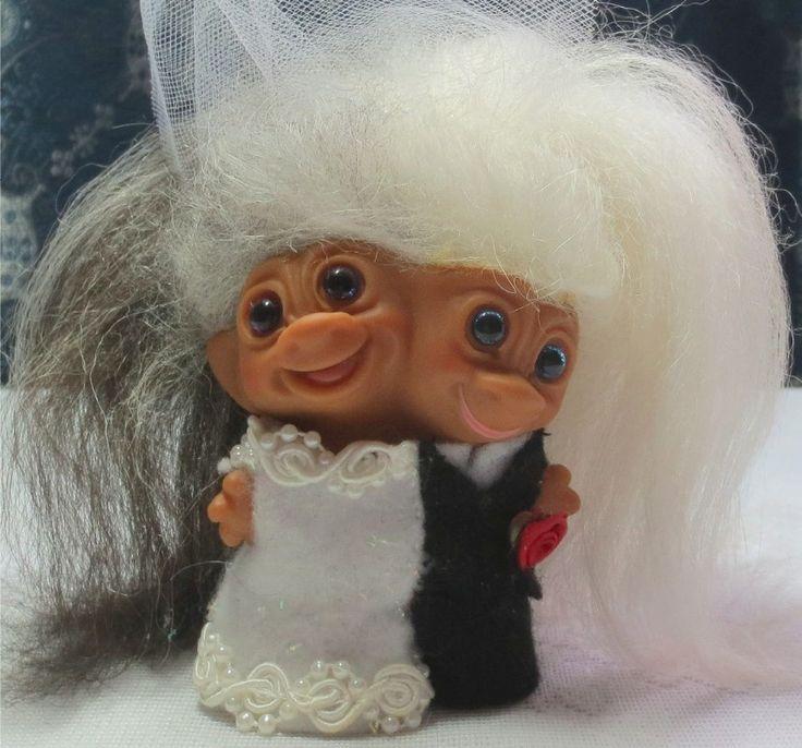 1390 Best Trolls (Nessies) Images On Pinterest