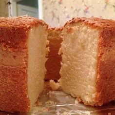 Buttermilk Pound Cake II - Allrecipes.com - Yum! double the vanilla, ditch the lemon extract, add juice and zest from one lemon. While warm, glaze with powdered sugar-lemon juice mixture.