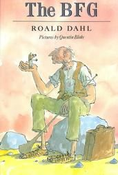 30 Books to Read to a Six-Year-Old // The BFG by Roald Dahl