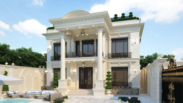 Modern Luxury Exterior Design Expression With Images Luxury