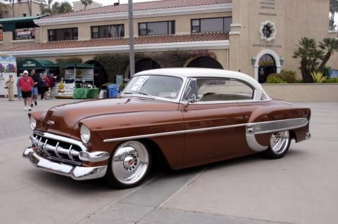 Chip Foose 1954 Chevrolet..Beep beep..Re-pin brought to you by agents of #Carinsurance at #Houseofinsurance in #Eugene/Springfield OR.