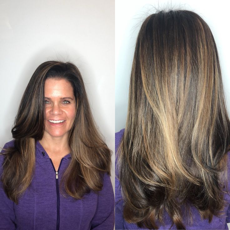 Best 25 partial highlights ideas on pinterest partial balayage cut and color partial highlight single full im not married to my hair so do what looks good hallieclient first time client from denver welcome to solutioingenieria Image collections