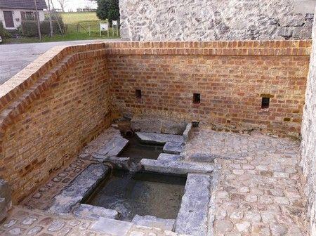 La fontaine de Bettrechies