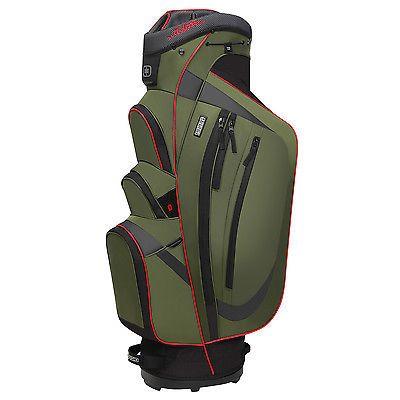 Golf Club Bags 30109: Ogio Shredder Cart Golf Bag New 2016 - Moss -> BUY IT NOW ONLY: $94.95 on eBay!
