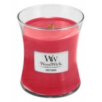 Medium First Crush Scented WoodWick Soy Candle