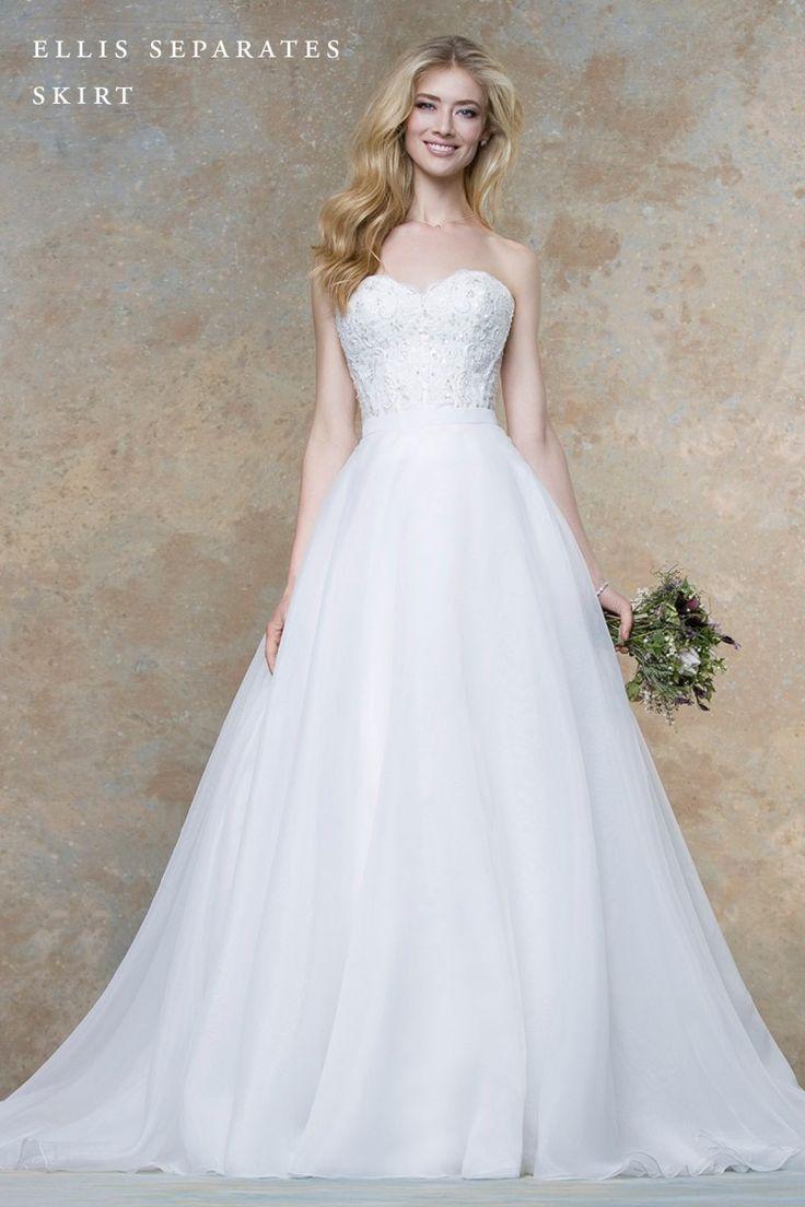 101 besten Hochzeitskleider Bilder auf Pinterest | Hochzeitskleider ...