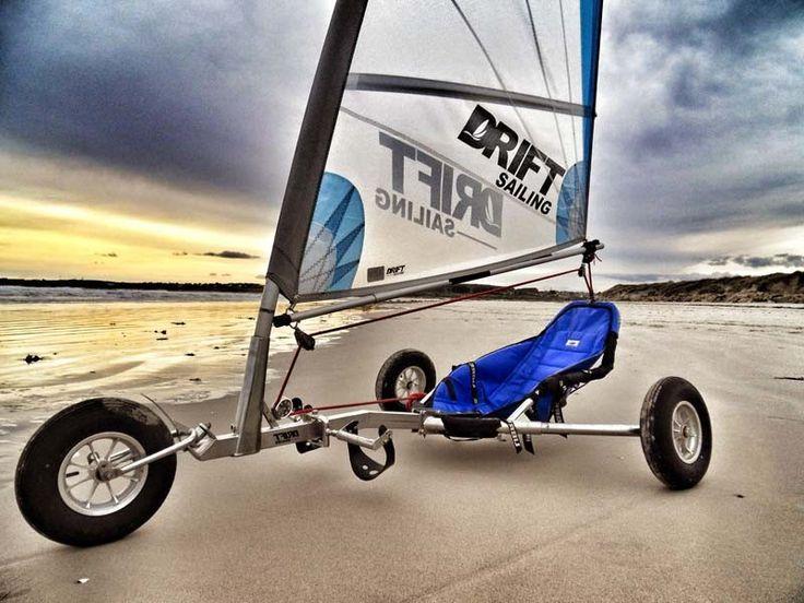 Char à voile Race 2 | Drift Sailing, Char à voile Loisir et CompétitionDrift Sailing, Char à voile Loisir et Compétition