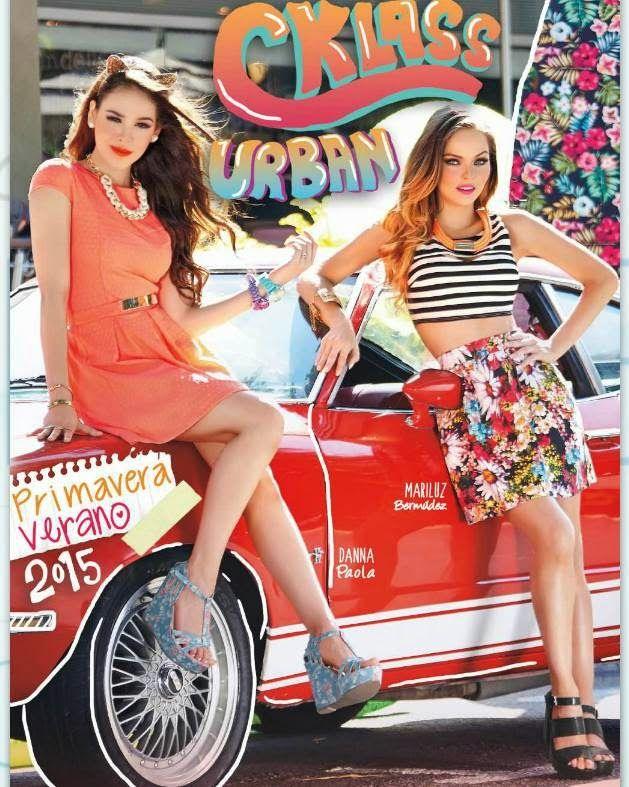 Catalogo Cklass Urban Primavera Verano 2015