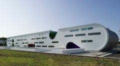 ArchGo! 意大利,卡贝尔的工厂/Massimo Mariani设计