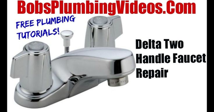 Delta Faucet Cartridge Repair