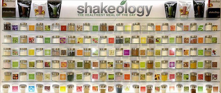 Shakeology Ingredients with P90X Creator Tony Horton | Arnel Banawa