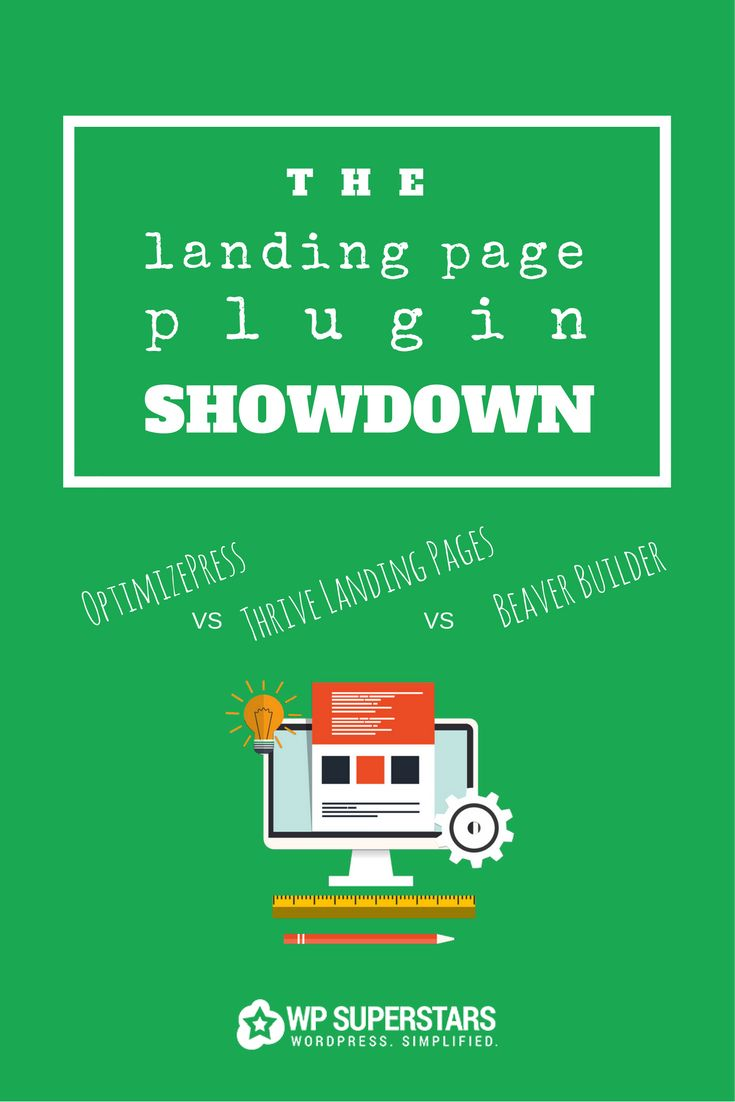 Thrive Landing Pages Vs OptimizePress Vs Beaver Builder: The Landing Page Plugin Showdown