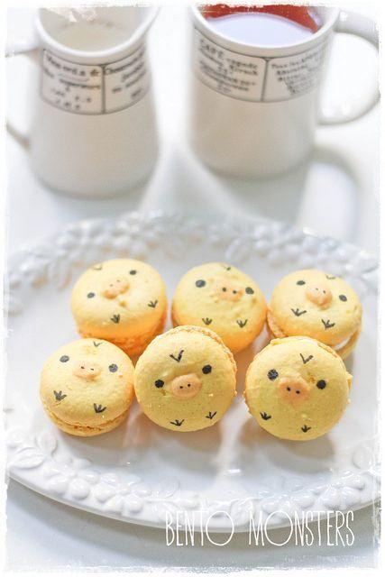 Kiiroitori Macaron