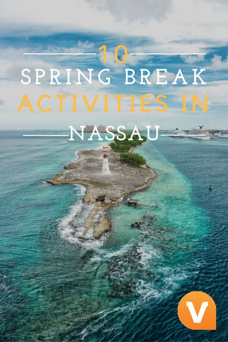 Heading to Spring Break in the Bahamas? Discover the top activities for a fun-filled vacation in Nassau!