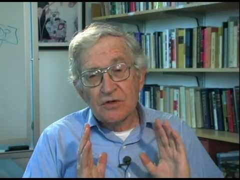 Noam Chomsky on Adam Smith & Invisible Hand -  americanfeud.org