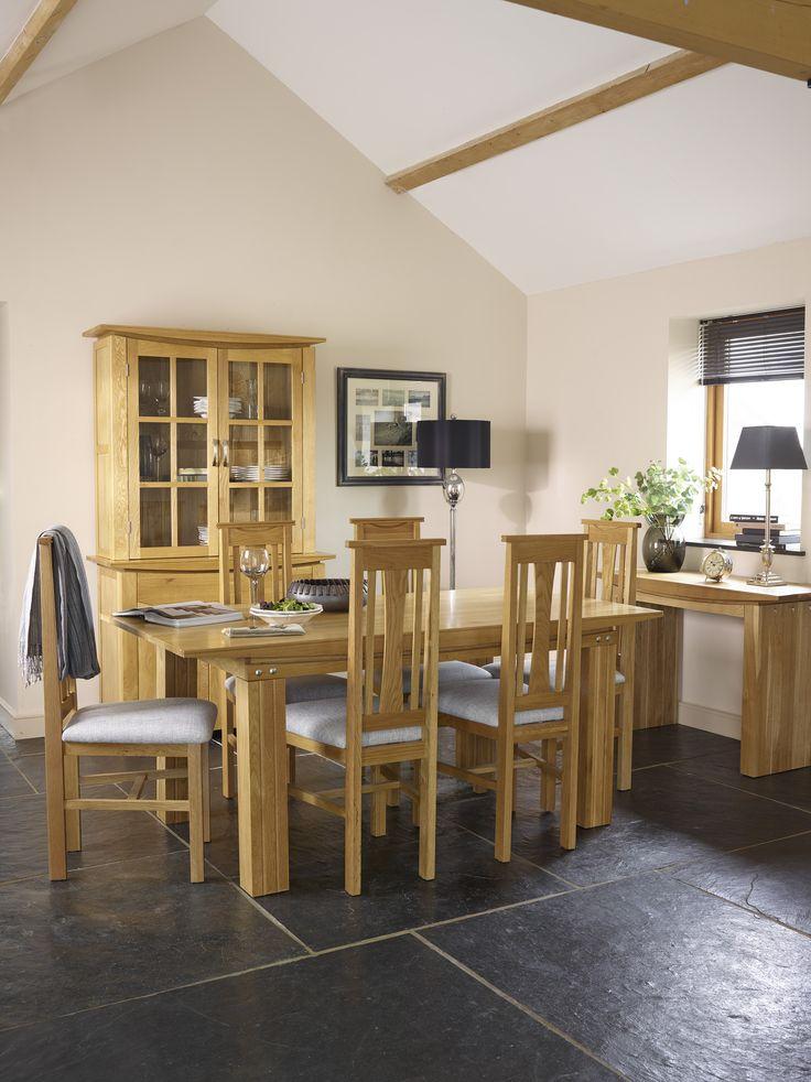 17 best images about tokyo solid oak range oak furniture for Oak furniture land